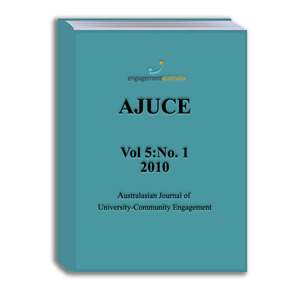 AJUCE Vol 5 - No 1