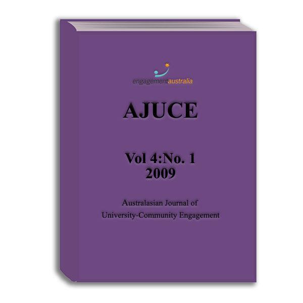 AJUCE Vol 4 - No 1