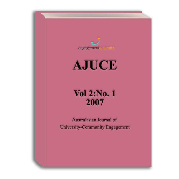 AJUCE Vol 2 - No 1