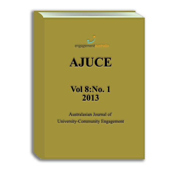 AJUCE Vol 8 - No 1