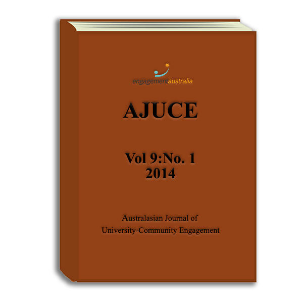 AJUCE Vol 9 - No 1